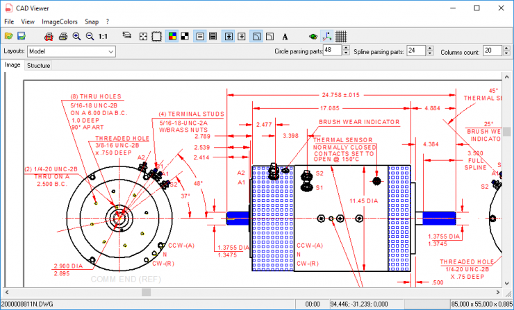 DWG to DXF Converter, DXF to DWG Converter, DWG DXF Converter